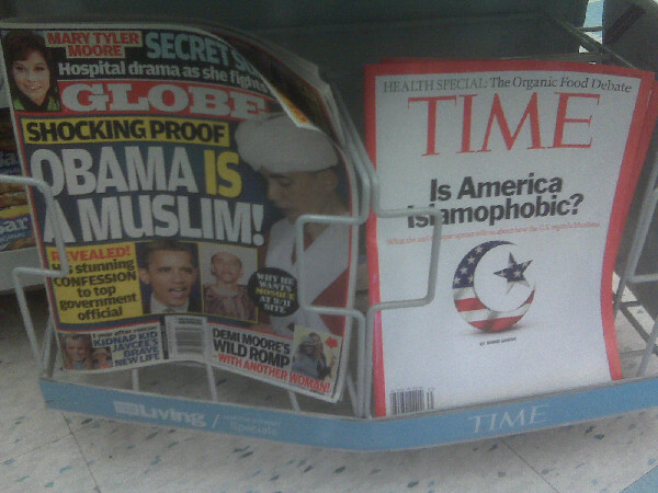 Is America Islamophobic? Obama is a Muslim!